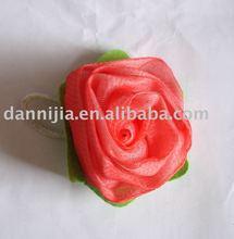 Red Rose bath mesh sponge
