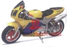 110cc 4-Stroke Super Pocket Bike WZPB1102G