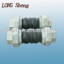 EPDM screw flexible rubber joint/expansion coupling