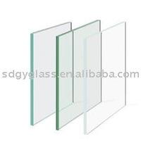 1.8mm 2mm clear sheet glass