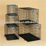 Metal Pet Dog Cage
