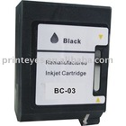 ink cartridge BC-02 for canon inkjet printer