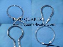 Infared quartz heater elements and carbon fiber quartz heating lamp power 1500w