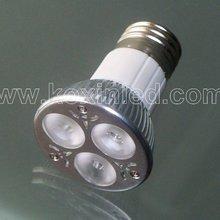 3*2W led bulb E27