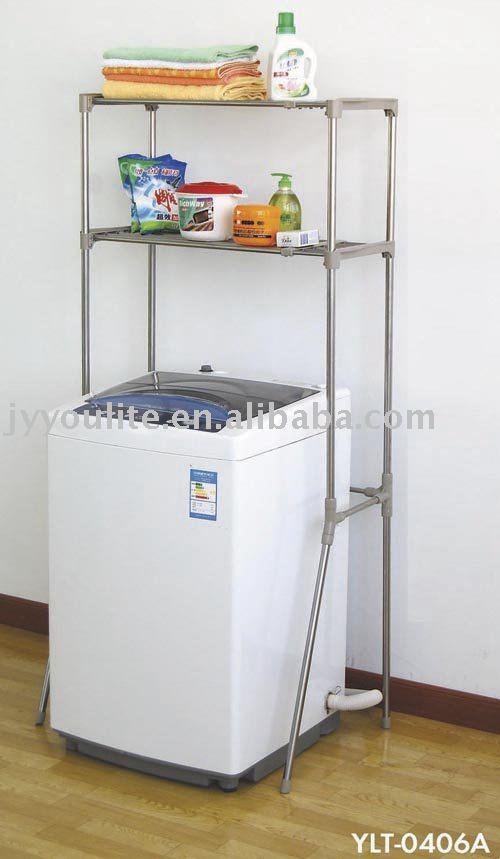 washing machine shelf