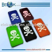 Hot!4G Skull hard protect case/back housing/cover/panel/shell, Anti-glare surface, new