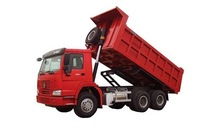 Sinotruk HOWO STEYR Gold Prince Tipper/Tipper Lorry Dump/Dumper Truck