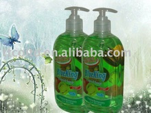 520ml Hand wash ( MSDS ISO)