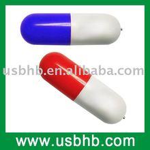 Pill shape USB flash Drive Medical promotional items Pill USB drive