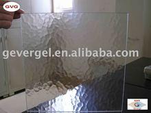 Water Pattern Glass