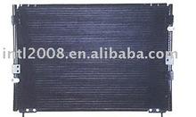 auto condenser for TOYOTA PRADO / China auto condenser manufacture/China condenser supplier