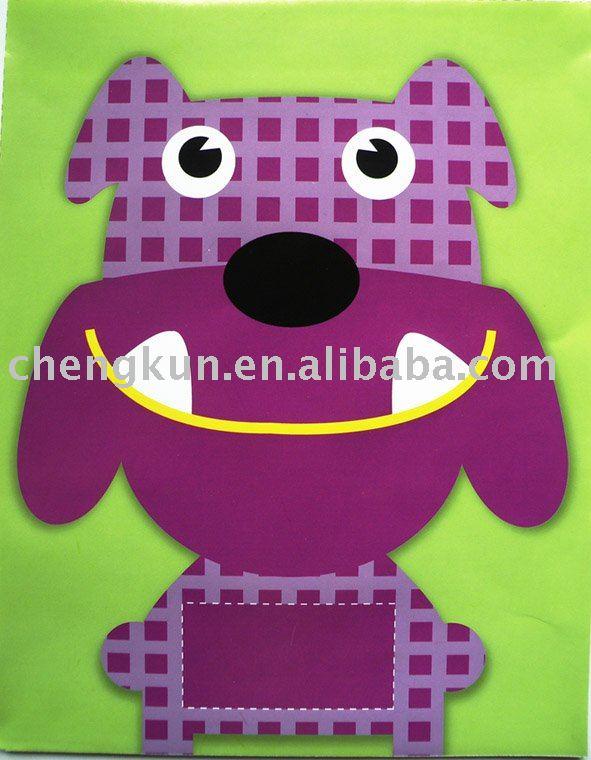 diseño de los animales decorativos de carpetas de archivos-Sets de ...