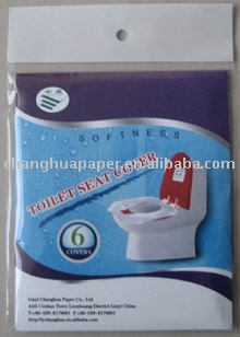 travel pack toilet seat cover