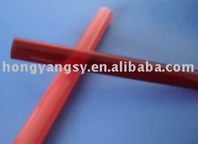 characteristic product --different red/ruby quartz tube