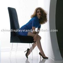 acrylic swivel chair,accept your design