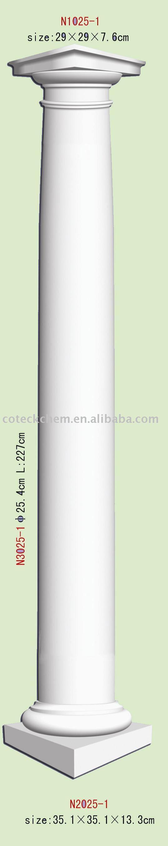 Water Proof / pu Column /foam