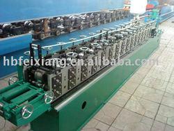 angle sheet rolling machine