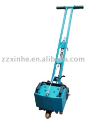cleaning machine for pavement