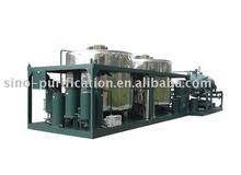 Used Engine Oil Regeneration Machine