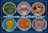 porcelain plate/children dinnerware (100-563)