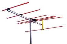 Yagi outdoor tv antenna model 6E