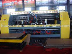 BDXE semi automatic carton box stiching machine, nail box machine