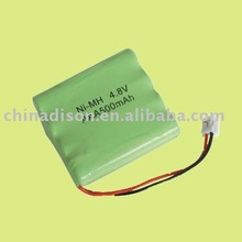 High-power Ni-MH Rechargeable Battery Pack AAA 500mAh