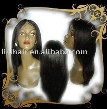 Brazilian Latin Straight Full lace wigs