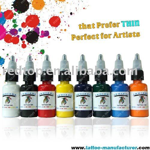 tattoos and let us know if their ink makes you envious or scream. See larger image: HOT BUY tattoo ink kit. Add to My Favorites. Add to My Favorites.
