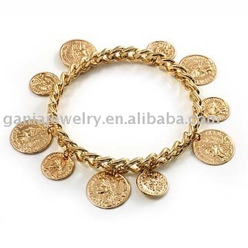 SHOPZILLA - GOLD COIN BRACELETS SHOPPING - JEWELRY  WATCHES ONLINE
