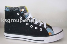 2010 New Fashion Vulcanized Canvas Shoes