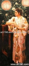 Impressionist oil painting,classical oil painting,wall decoration painting