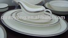Bone China and Fine Porcelain Tableware