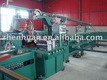high frequency spiral fin tube welding machine