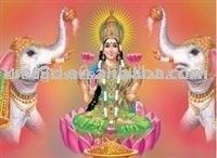 3D india god lenticular printing