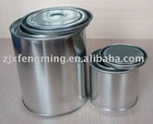 metal can,tin can ,0.25L,triple tight lid