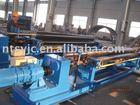 three roller plate machine