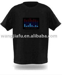 Fashion design led t-shirt 2010