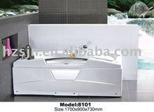 Classic Single ABS Whirlpool Massage Bathtub 8101