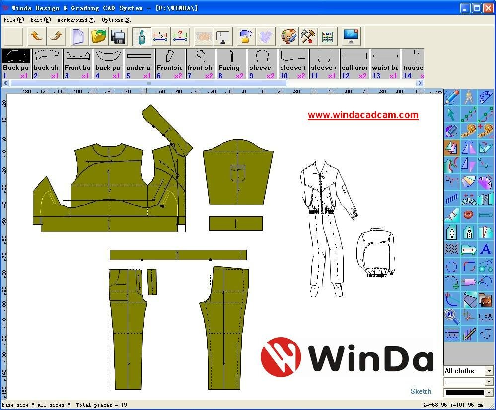 Free Software To Design Clothes Get Fashion Design Software