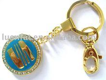 metal keychains,promotional gift,car logo key chain