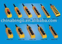 TNHAI-C(CS) Series (Rain-proof type with lock) Crane Remote Control