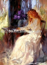High quality oil painting,figure portraits,art painting