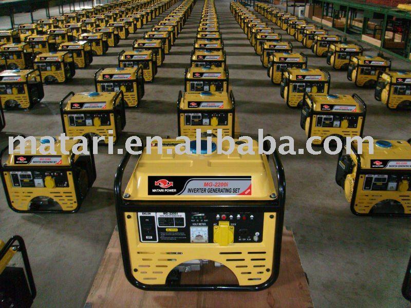 Digital Inverter Generator