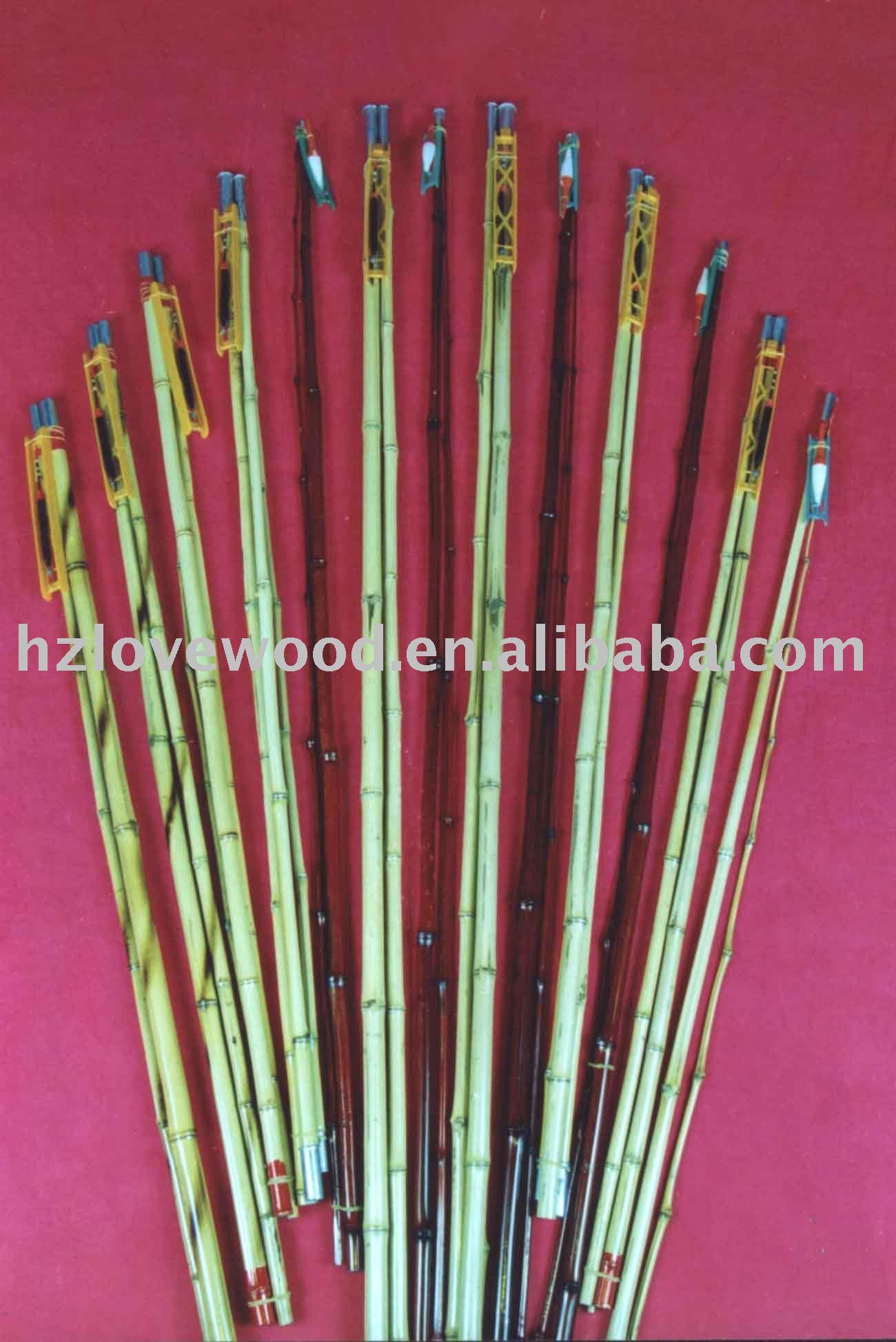 найти бамбуковую удочку