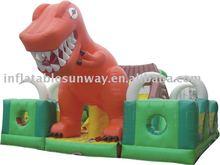 Spielplatz der aufblasbaren Kinder
