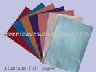 aluminum foil laminated paper
