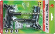 Vacuum tire repair tools