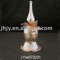 Décoration en verre JYBE072231 de cloche de Noël