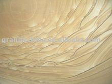 Beige wave sandstone